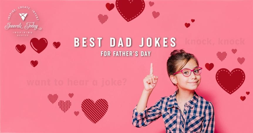 Best Dad Jokes for Father's Day